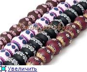 МК бусы и браслеты из полимерной глины 94112f42aa07t