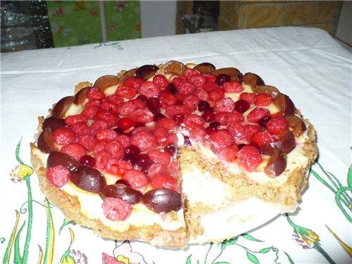 """Торт """"Прелесть"""" B1e4341e9ade"""