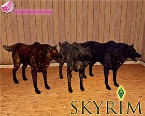 Животные (скульптуры) B0afa596dc7e