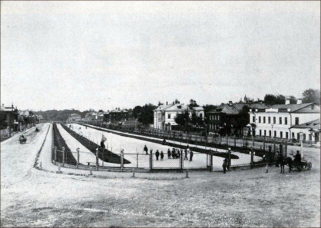 Старый-новый Нижний Новгород. 87b4b021e426