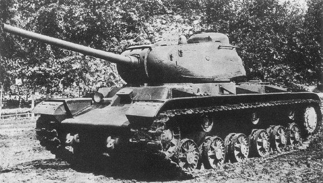 КВ-85, 1/35, (Восточный Экспресс 35102). C418fab9d9c9