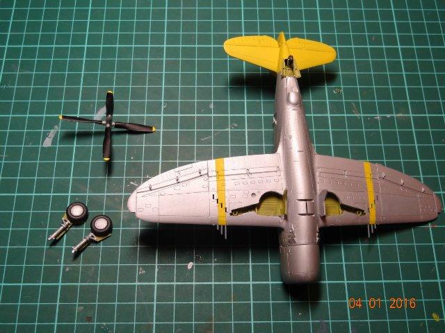 P-47 Тандерболт 1/72 - Страница 2 B01cfc2d644b