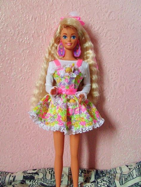 Barbie: tematiskie izlaidumi / тематические выпуски (серии) кукол. 527be6daea68