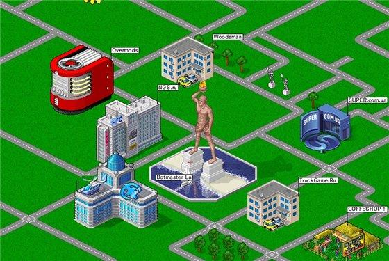 МЫ на карте Интернета! - Страница 19 102cb0dda932