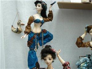 Время кукол № 6 Международная выставка авторских кукол и мишек Тедди в Санкт-Петербурге - Страница 2 0d6564c64d6ft
