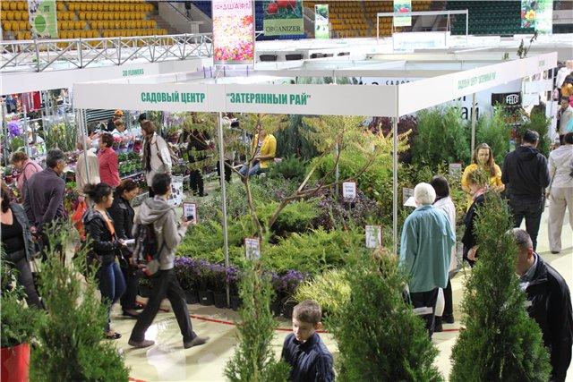 XIX Международная выставка Ландшафт и Приусадебное хозяйство-2012 A38e696a1b1b