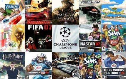 حصريا 15 EA Games for Sony Ericsson 29af49c262b4