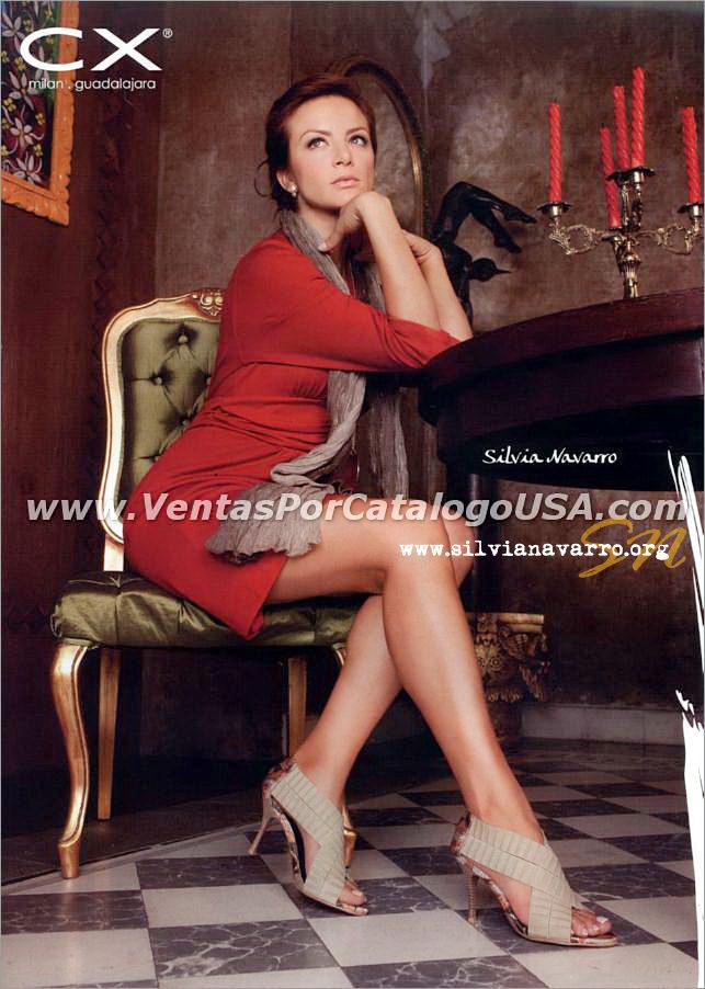 Сильвия Наварро/Silvia Navarro - Страница 2 05b0c905b056