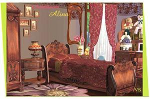 Спальни, кровати (антиквариат, винтаж) 7538f20ff3abt