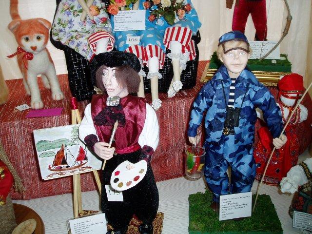 Выставка кукол в Запорожье - Страница 2 9f69688a2a6b