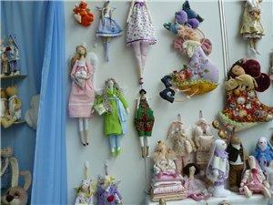 Время кукол № 6 Международная выставка авторских кукол и мишек Тедди в Санкт-Петербурге - Страница 2 Ffc6aeb439bet