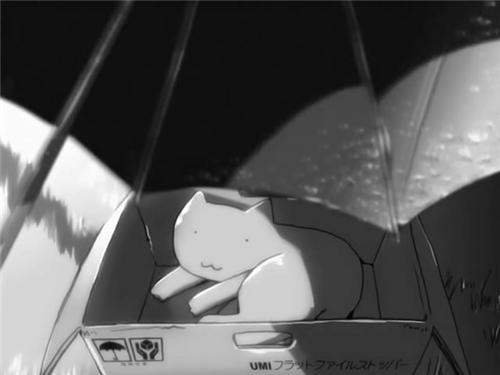 Она и ее кот / She and Her Cat / Kanojo to Kanojo no neko (1999г., короткометражный, арт-хаус) 8eb8fc72d57f