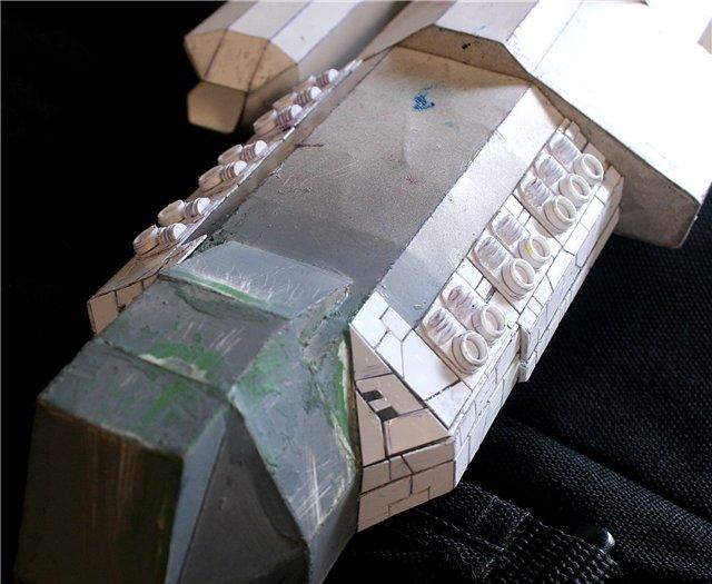 Космический корабль :) 68a0b4761572