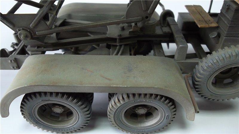 Катюша БМ-13-16Н на Студебекере, 1/35, (Моделист 303548). Bba1309d7c8d