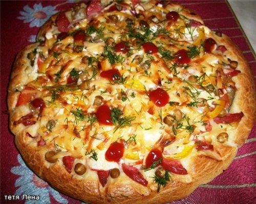 "Пицца ""Минутка"" C7a30cfc8956"