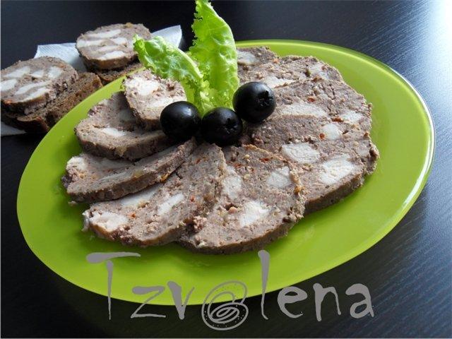 блюда - Мясо как оно есть, тушеное, вяленое, копченое. Блюда с мясом - Страница 9 8077fa85797e