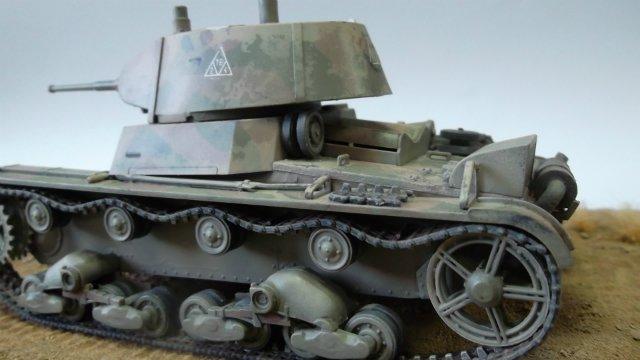Т-26 обр. 1939 г. 1/35, (Mirage hobby 35309). 74699043d5ae