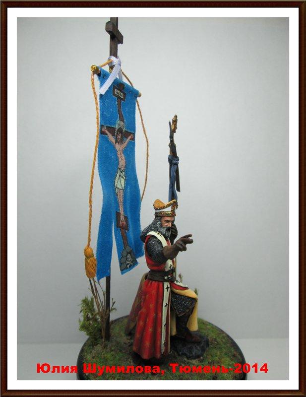 Епископ-воин, 13 в.  707946654e38