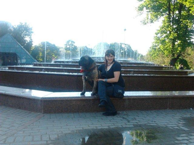 Наши собаки, друзья и гости, кот Мензурка - Страница 4 Bdb8a1f42880