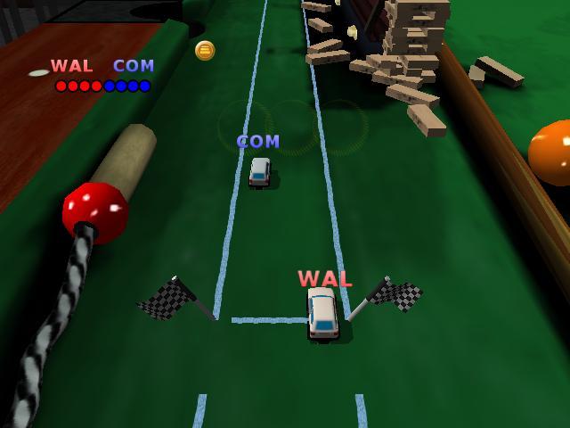 حصريا : لعبه السيارات الرائعه Micro Machines V4 وبحجم 135 ميجا فقط  4ef9b46b15aa
