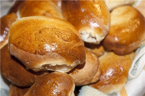 Пирожки, лепешки, бублики (несладкие) - Страница 2 31606d0a17e9