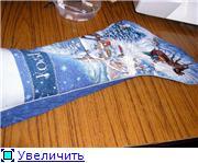 Процесс сборки новогоднего сапожка De98024104c7t