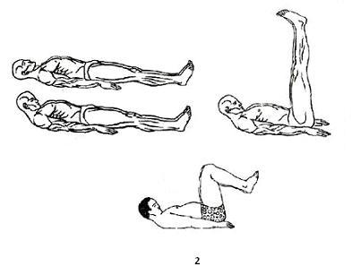 5 тибетских упражнений 186813a93862