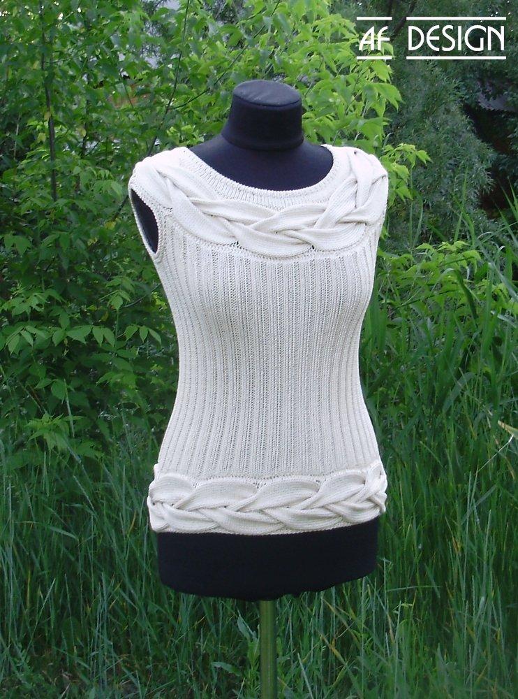 Provocare nr.8(tricotat)-Torsade A998e90ec7d4