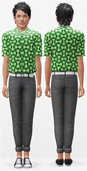 Повседневная одежда (комплекты с брюками, шортами)   - Страница 3 3cb1236d667a