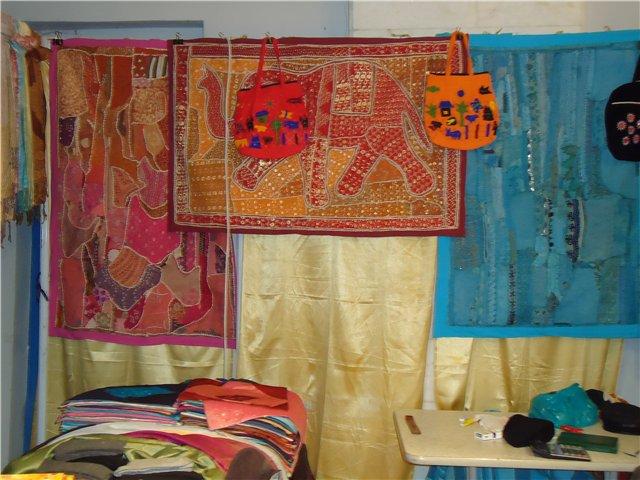 Самара: Индийская выставка 78c72be94de7