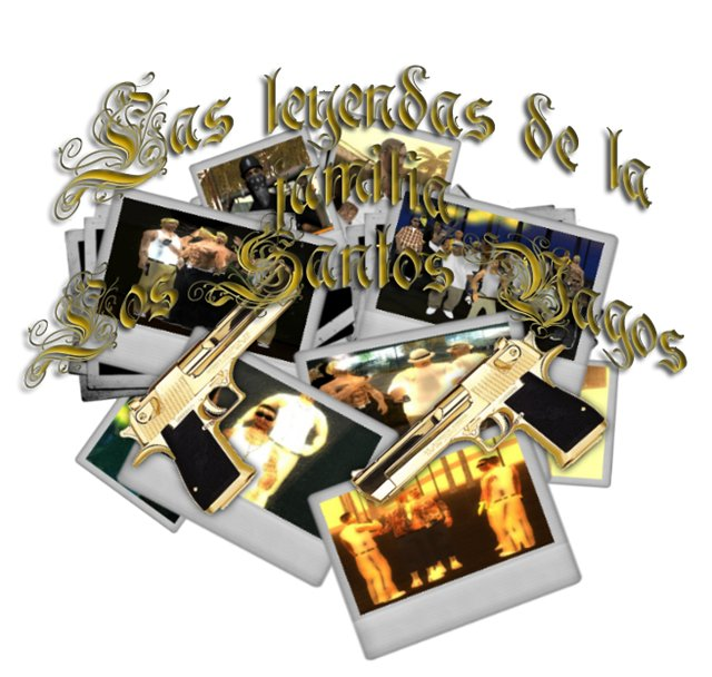Легенды Семьи| Las leyendas de la Familia Los Santos Vagos 7324a16ce0c3