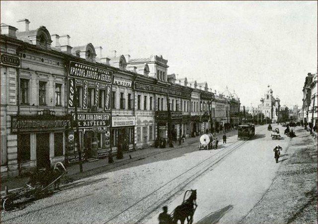 Старый-новый Нижний Новгород. B7a8229404da