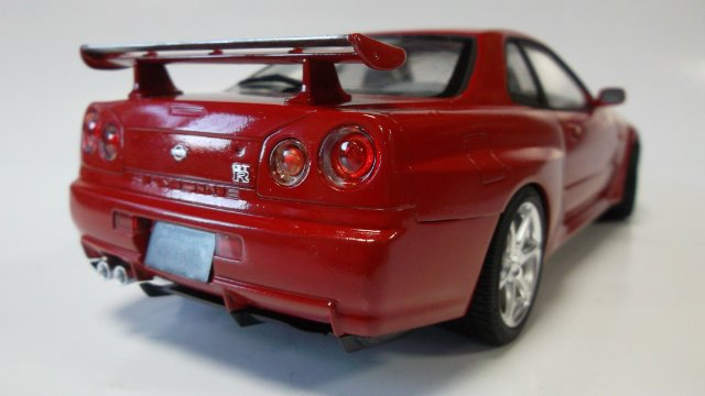 Nissan Skyline GT-R, 1/24, (Tamiya 24210) 87f7d72e0333