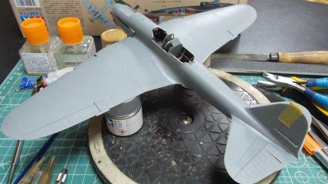 Ил-2, масштаб 1/48, (Tamiya 61113). Efadd4ac8a80