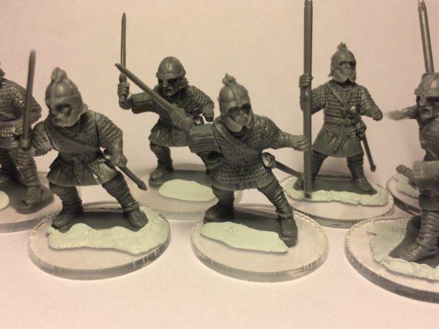 Армия англосаксов, 28мм Ab2eac064074