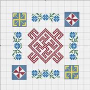 Славянская обережная вышивка C5a2c9f85134t
