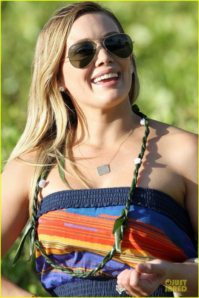 Hilary Duff - Страница 5 36688e6b7314