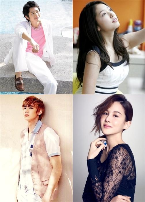 """Фанфик """"История любви или Больше чем дружба"""" - Пак Ши Ху (Park Shi Hoo), Пак Шин Хе (Park Shin Hye), группа 2PM и Ivy 4437416ee681"""