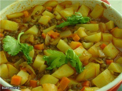Картофель родной и любимый. Блюда из картофеля. B2bc09611569