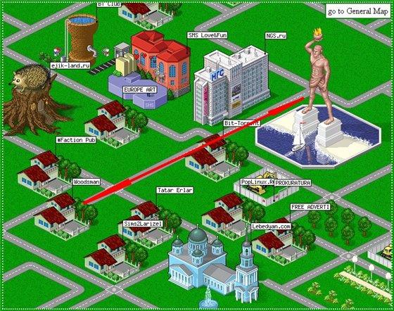 МЫ на карте Интернета! - Страница 18 6c416282e55e