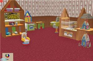 Комнаты для младенцев и тодлеров 9c2eebdccfa2t