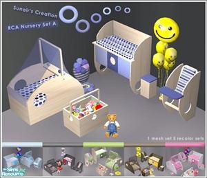 Комнаты для младенцев и тодлеров - Страница 4 01cc242c322d