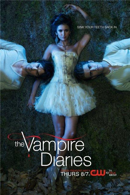 Дневники вампира \ The Vampire Diaries  9154d596f884