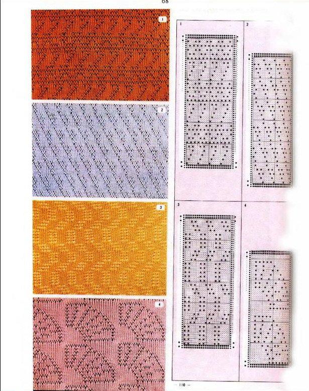 Начальный курс по обучению вязания на вязальной машине SILVER REED   - Страница 4 76b9efefc0e7