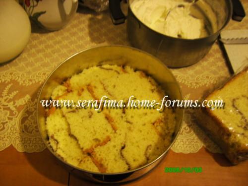 Чиз-кейк с нежным фруктовым творогом и желейной заливкой (без выпечки) F1472cc5a6ba