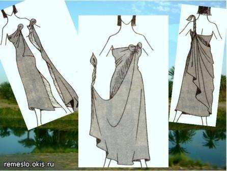 Искусство завязывать платок - Страница 2 90ad51cb760c