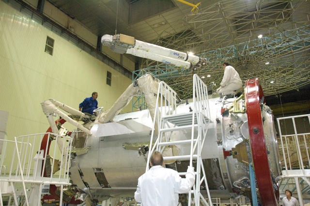 "Le module MIM-1 ""Rassviett"" 16d5938c1827"
