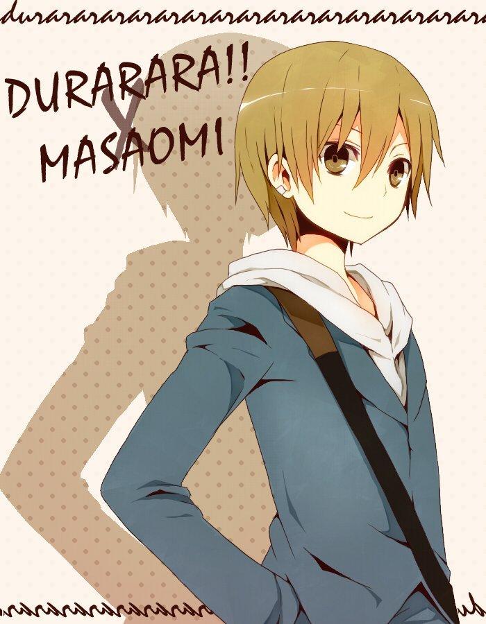 Арт по аниме «Дюрара!» (Durarara!!) - Страница 2 8d9d07c3f2b6