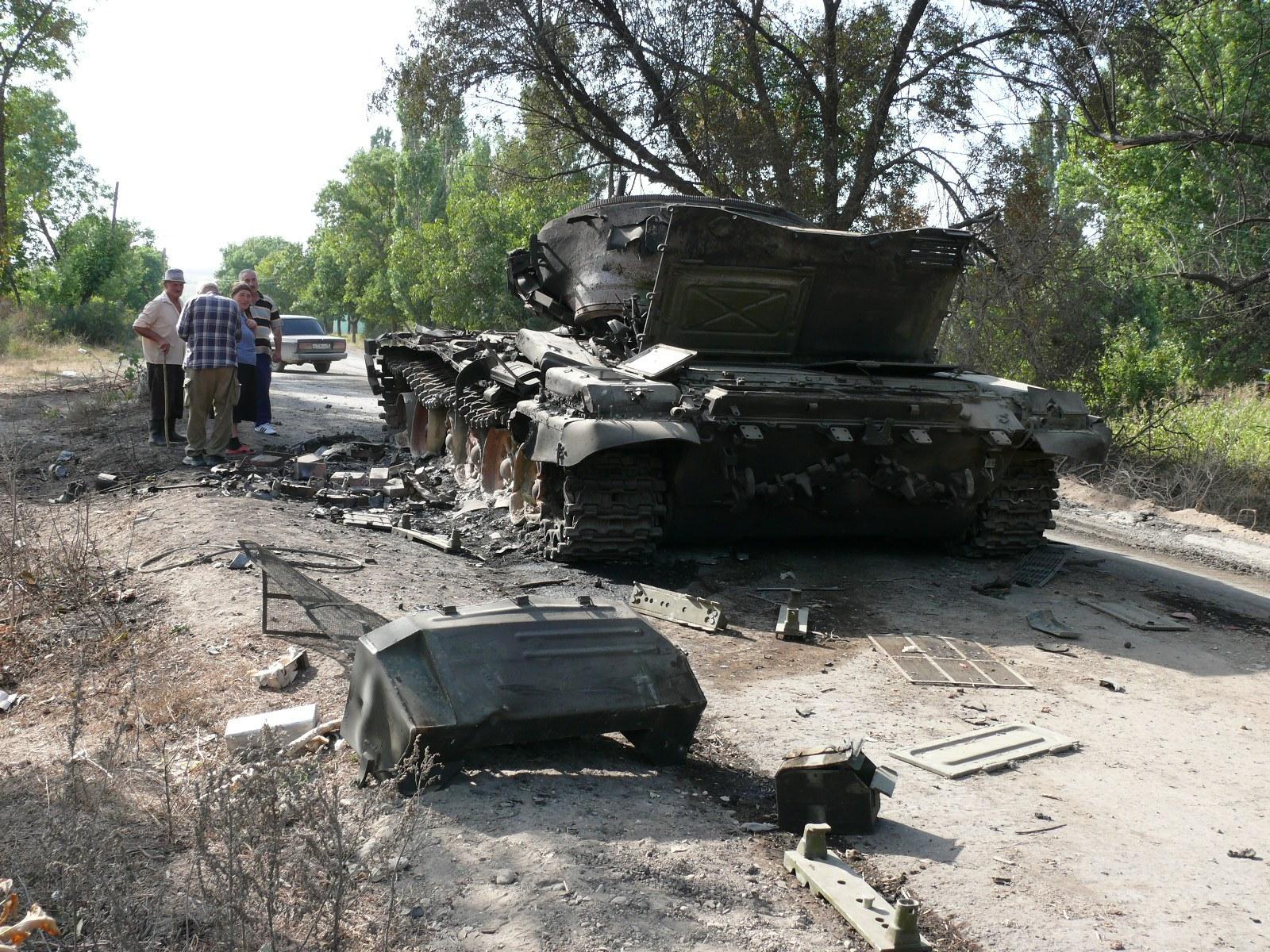 2008 South Ossetia War: Photos and Videos 94d1b53caba9