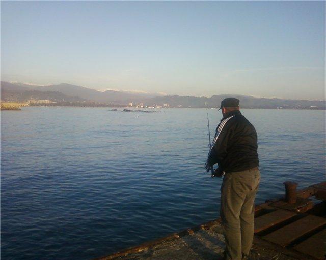 Рыбалка в Абхазии 4b6934b2dbbe